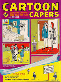 Cover Thumbnail for Cartoon Capers (Marvel, 1966 series) #v3#4
