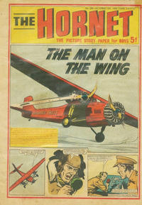 Cover Thumbnail for The Hornet (D.C. Thomson, 1963 series) #266