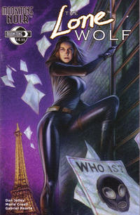 Cover Thumbnail for Moonstone Noir: The Lone Wolf (Moonstone, 2003 series)
