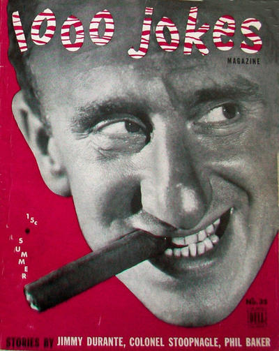 Cover for 1000 Jokes (1938 series) #35