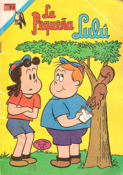 Cover for La Pequeña Lulú (Editorial Novaro, 1951 series) #416