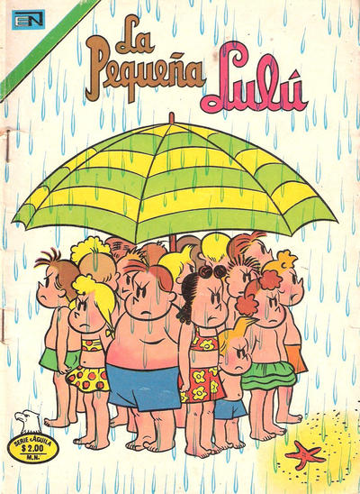 Cover for La Pequeña Lulú (Editorial Novaro, 1951 series) #423