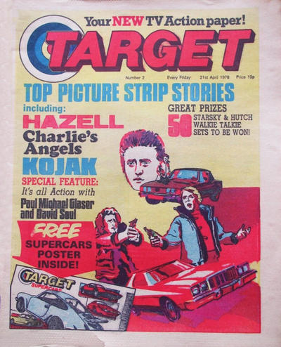 Cover for Target (Polystyle Publications, 1978 series) #2