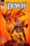 Cover for The Demon (DC, 1990 series) #12