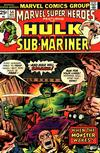Cover for Marvel Super-Heroes (Marvel, 1967 series) #54