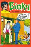 Cover for Binky (Semic, 1976 series) #1/1982
