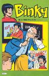 Cover for Binky (Semic, 1976 series) #3/1982