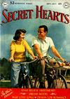 Cover for Secret Hearts (DC, 1949 series) #1