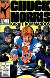 Cover for Chuck Norris (Marvel, 1987 series) #1