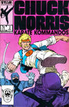 Cover for Chuck Norris (Marvel, 1987 series) #2