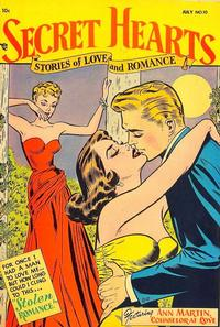 Cover Thumbnail for Secret Hearts (DC, 1949 series) #10
