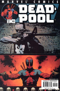 Cover Thumbnail for Deadpool (Marvel, 1997 series) #55 [Direct Edition]