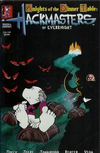Cover Thumbnail for Hackmasters of Everknight (Kenzer and Company, 2000 series) #2