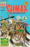 Cover for Climax Adventure Comic (K. G. Murray, 1962 ? series) #17