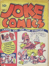 Cover for Joke Comics (Bell Features, 1942 series) #1