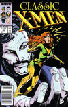 Cover Thumbnail for Classic X-Men (1986 series) #31 [Newsstand Edition]
