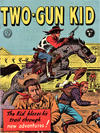 Cover for Two-Gun Kid (Horwitz, 1954 series) #41