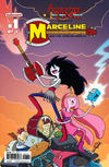 Cover for Adventure Time: Marceline and the Scream Queens (Boom! Studios, 2012 series) #1