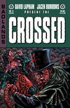 Cover for Crossed Badlands (Avatar Press, 2012 series) #11 [Auxiliary Variant by Raulo Caceres]