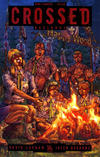 Cover for Crossed Badlands (Avatar Press, 2012 series) #11 [Campfire Variant by Gianluca Pagliarani]