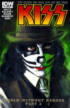 Cover Thumbnail for Kiss (2012 series) #4 [Cover RI-A by Michael Gaydos]