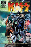 Cover Thumbnail for Kiss (2012 series) #3