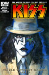 Cover Thumbnail for Kiss (2012 series) #3 [Cover RI-A by Michael Gaydos]