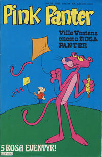 Cover Thumbnail for Pink Panter (Semic, 1977 series) #12/1982