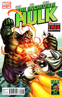 Cover Thumbnail for The Incredible Hulk (Marvel, 2011 series) #15