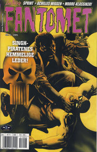 Cover Thumbnail for Fantomet (Egmont Serieforlaget, 1998 series) #6/2005