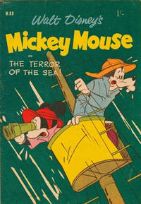 Cover Thumbnail for Walt Disney's Mickey Mouse (W. G. Publications; Wogan Publications, 1956 series) #88