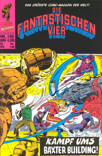 Cover Thumbnail for Die Fantastischen Vier (Panini Deutschland, 1999 series) #130