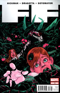 Cover Thumbnail for FF (Marvel, 2011 series) #18