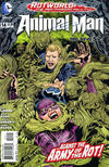 Cover for Animal Man (DC, 2011 series) #14