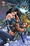 Cover for Grimm Fairy Tales Myths & Legends (Zenescope Entertainment, 2011 series) #21 [cover b]