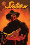Cover for The Shadow (Dynamite Entertainment, 2012 series) #7 [Cover D - Francesco Francavilla]