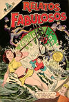 Cover for Relatos Fabulosos (Editorial Novaro, 1959 series) #115