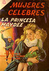 Cover for Mujeres Célebres (Editorial Novaro, 1961 series) #58