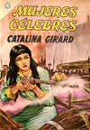 Cover for Mujeres Célebres (Editorial Novaro, 1961 series) #55