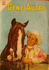 Cover for Gene Autry (Editorial Novaro, 1954 series) #133