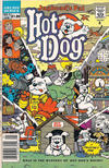 Cover Thumbnail for Jughead's Pal Hot Dog (1990 series) #1 [Newsstand Edition]