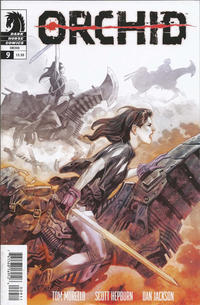 Cover Thumbnail for Orchid (Dark Horse, 2011 series) #9
