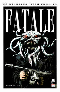 Cover Thumbnail for Fatale (Image, 2012 series) #1 [Cover B]