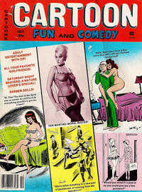 Cover Thumbnail for Cartoon Fun and Comedy (Marvel, 1965 ? series) #94