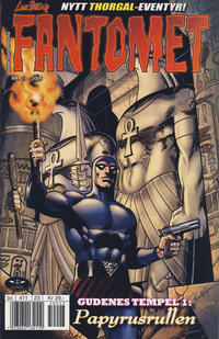 Cover Thumbnail for Fantomet (Egmont Serieforlaget, 1998 series) #23/2005