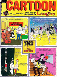 Cover Thumbnail for Cartoon Laughs (Marvel, 1963 series) #v11#6