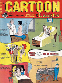 Cover Thumbnail for Cartoon Laughs (Marvel, 1963 series) #v9#6