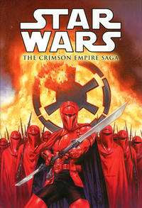Cover Thumbnail for Star Wars: The Crimson Empire Saga (Dark Horse, 2012 series) #[nn]