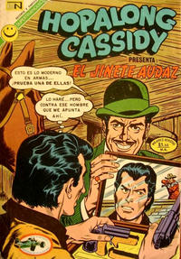 Cover Thumbnail for Hopalong Cassidy (Editorial Novaro, 1952 series) #212