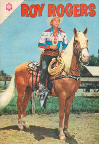 Cover Thumbnail for Roy Rogers (Editorial Novaro, 1952 series) #152